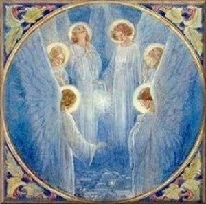 cricle of angels